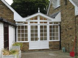 Conservatory Front