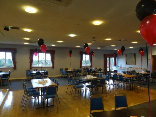 Enfield Cricket Club Function Room