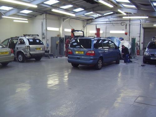 Wigan Car Paints