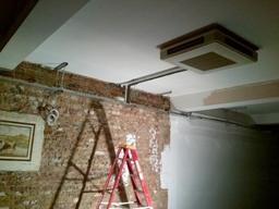AC install 3