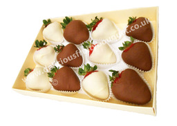 Delicious Dipped Berries