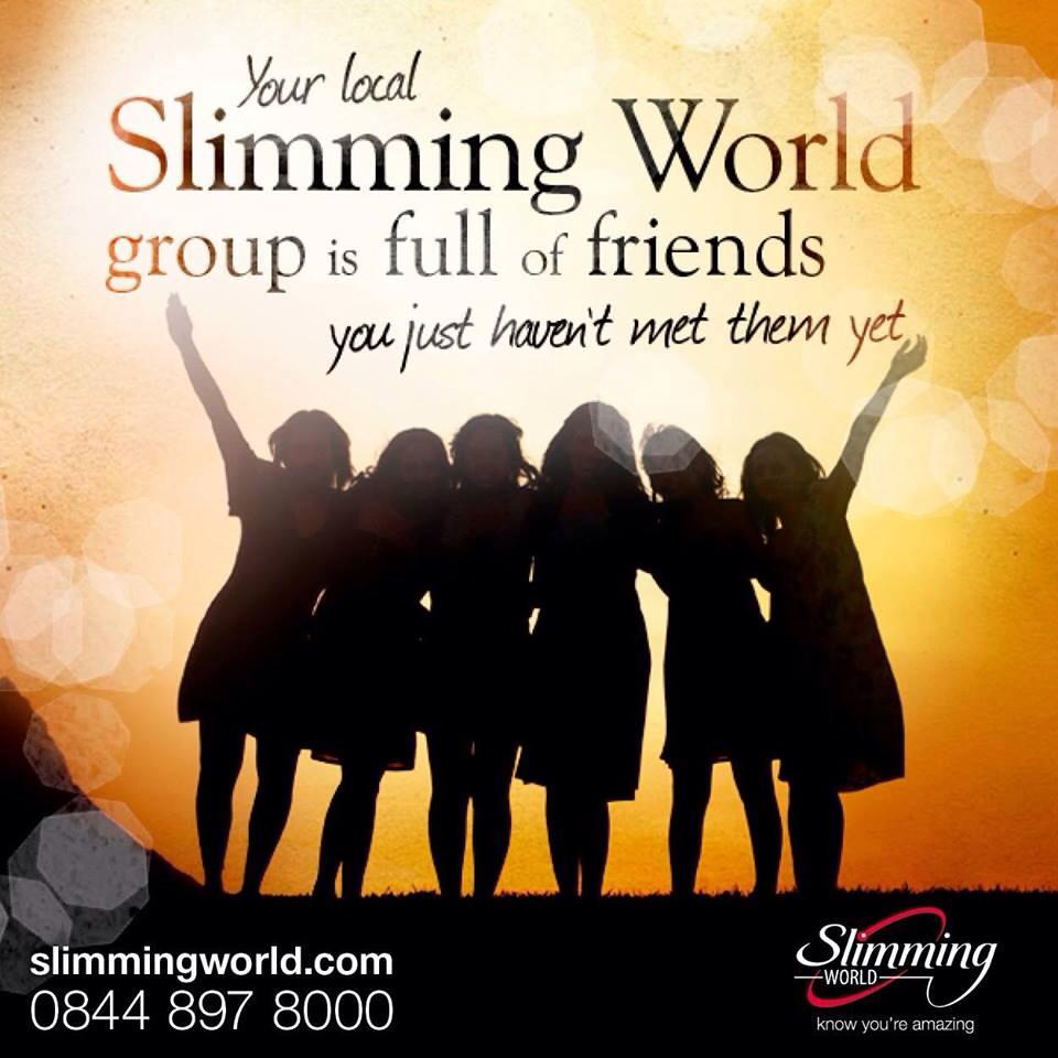 Slimming World Stafford Hall Hampton Centre Westwood