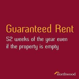 Rent 52 weeks of the year