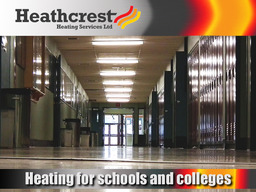 Heating for Schools