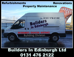 Building services Edinburgh, Builders In Edinburgh