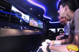 Gaming Party Bus Pictures 1