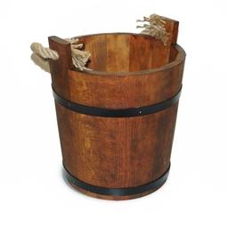 Wooden Water-bucket