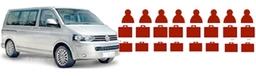 8 Seater Minivan Heathrow Taxis