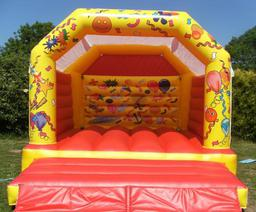 15x15   Carnival Castle for toddles to Teens