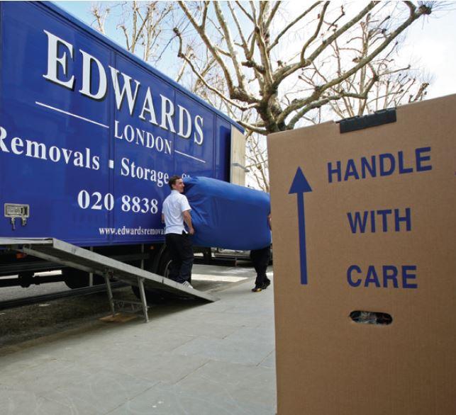 Edwards Car Company Closed
