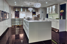 Gaggenau and Siematic showroom somerset