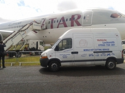 Farnborough air show 2012 (the lorry not the plane )