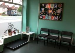 Waiting Room Weston-super-Mare