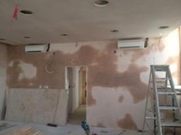 AC install 1