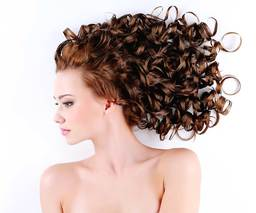 George Vallossian perms and curls