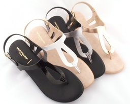 Rapisardi sandals in 4 great colours