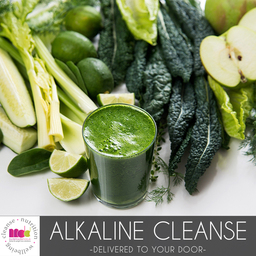 Alkaline Juice Cleanse