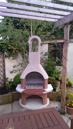 BBQ by Aspects of Landscaping
