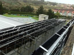 Thermodynamic Panel system for Olympic Sized Pool