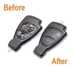 Mercedes smart remote key repair