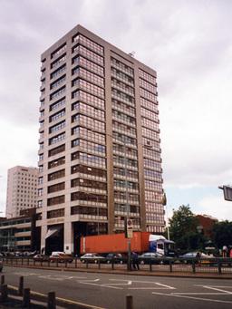 Auburn College located at Cobalt Square Birmingham