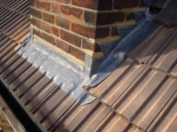 Fitting a chimney