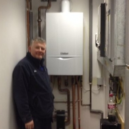 Vaillant boiler installation by mark ward
