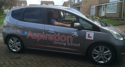 Learn to drive in a lovely Honda Jazz