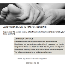 THERAPEUTIC MASSAGE CLINIC IN DUBLIN 8