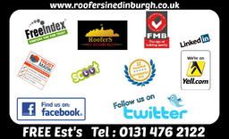 Find Roofers In Edinburgh In These Directorys