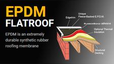EPDM Roofing Edinburgh