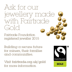 Fairtrade Gold, Fairtrade Silver Jewellery Design
