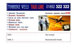 Tunbridge wells Airport transfers