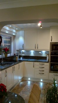 Orchid kitchens bedrooms ltd in 1 cannon park road for Small fitted kitchens