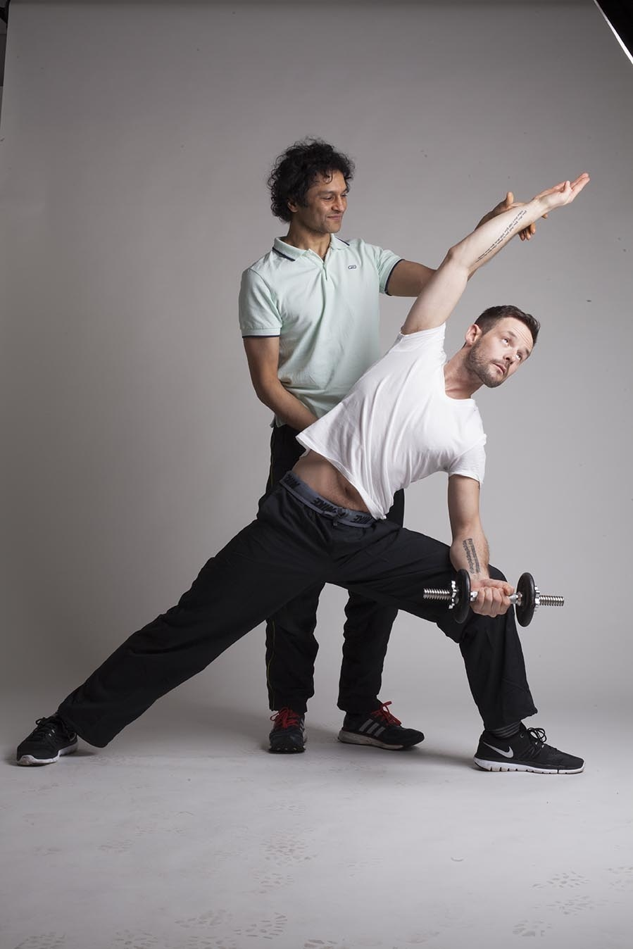 Kinesiology for Stress