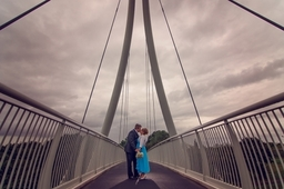 Scunthorpe Wedding Photography Lincolnshire Bridge
