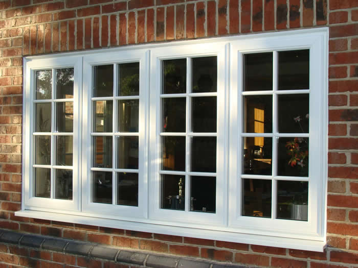 Saxon Windows In 17 Charters Crescent South Hetton