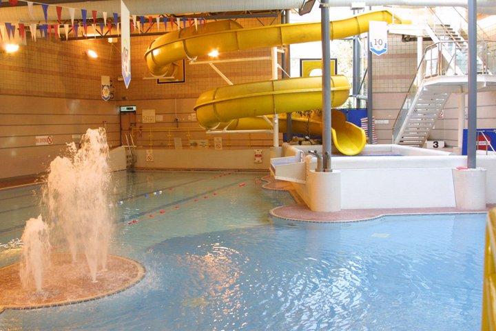 Hambleton leisure centre stone cross northallerton north for Swimming pool design yorkshire