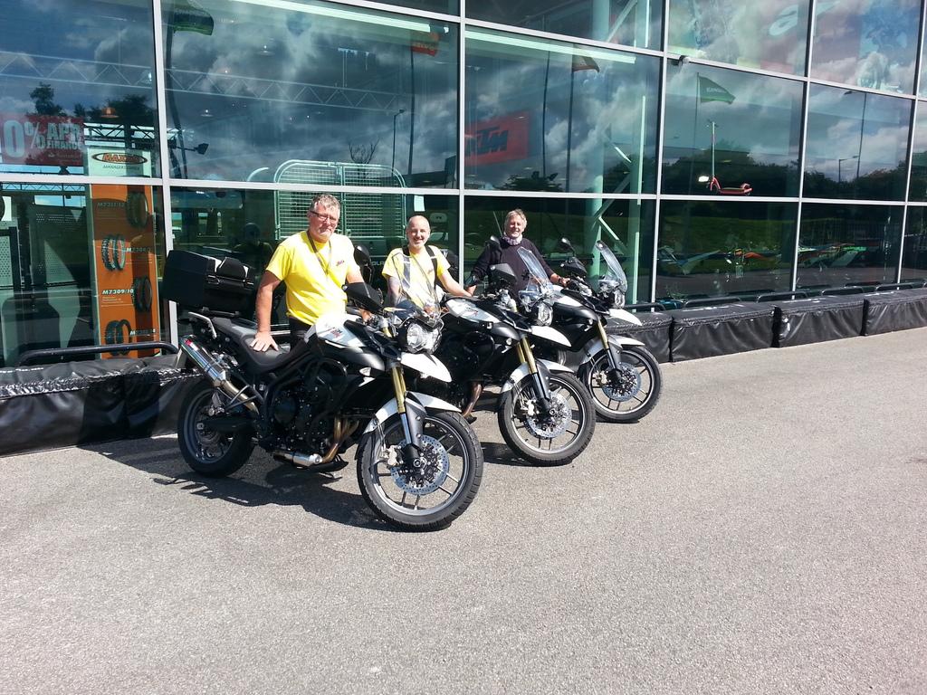 Rocket Centre Motorcycle Training Blackburn