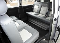 VW Transporter Interior