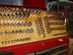 tool set for mechanic
