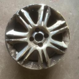 WheelRight - Corsa Wheel Before