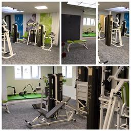 Upper small weights area