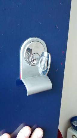 Rim Cylinder Lock