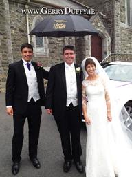 perfect Weather for a Carrickmacross wedding video