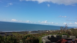 View of Cardigan bay