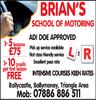 Brians School of Motoring