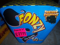We sell  PANTHER FIREWORKS