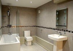Complete Bathroom Renovation.