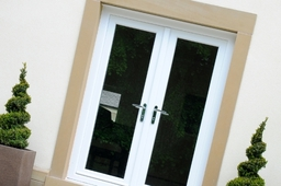 Bespoke Double Glazed Patio Door Installation by SLW